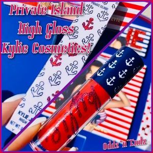 Private Island Limited Edition High Gloss/Kylie